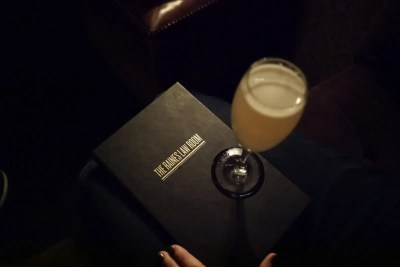 Raines Law Room Drink