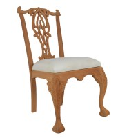 Gothic Chippendale Dining Chair - Hidden Mill