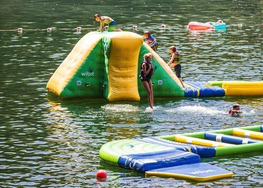 Hidden Paradise Campground - Swim Area 3