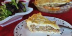 Meat Pie for Christmas Eve - www.hiddenponies.com