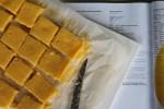 mango lemon squares