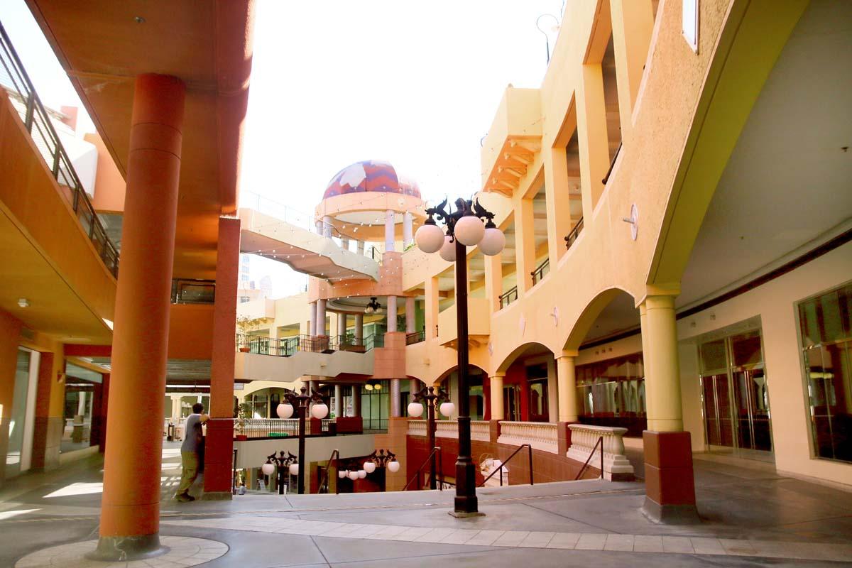 Say Goodbye to Horton Plaza