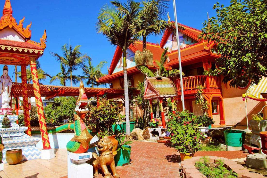 Wat Lao Boubpharam Temple