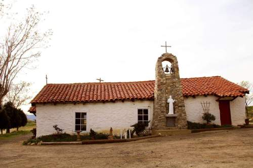 St. Francis of Assisi Chapel & Cemetery