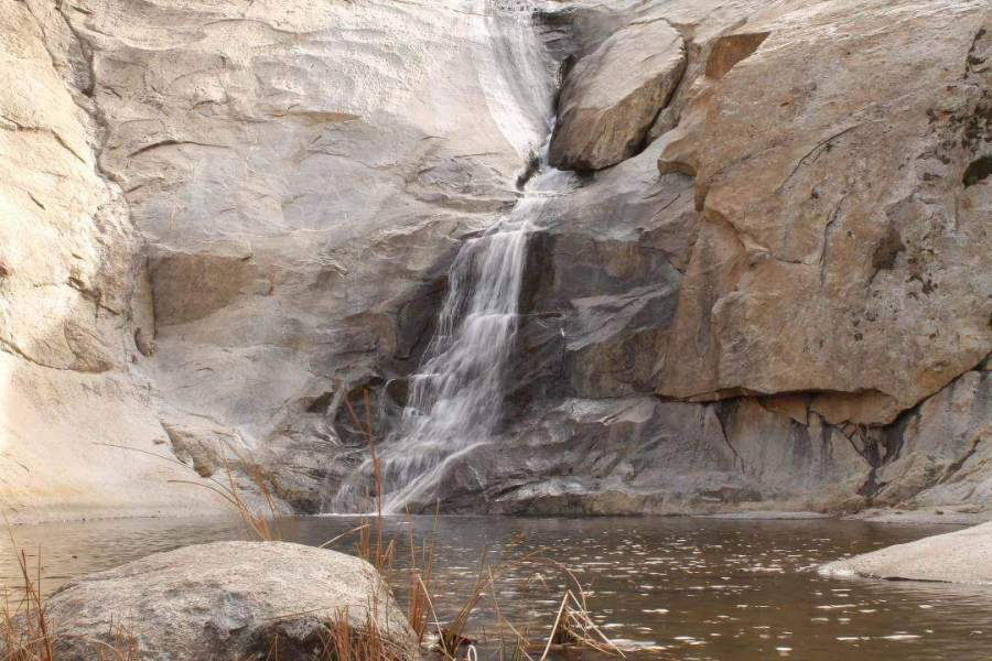Three Sisters Falls is one of San Diego's most impressive waterfalls, but doesn't come easy!