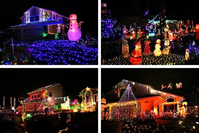 The Griswolds Poway Christmas Lights
