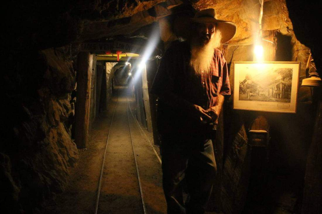 The Eagle Mine in Julian was one of the most successful mines in San Diego during the Gold Rush and is now open for tours!