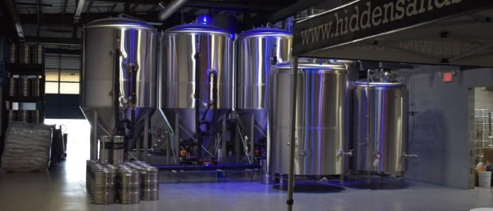 Brewery Floor