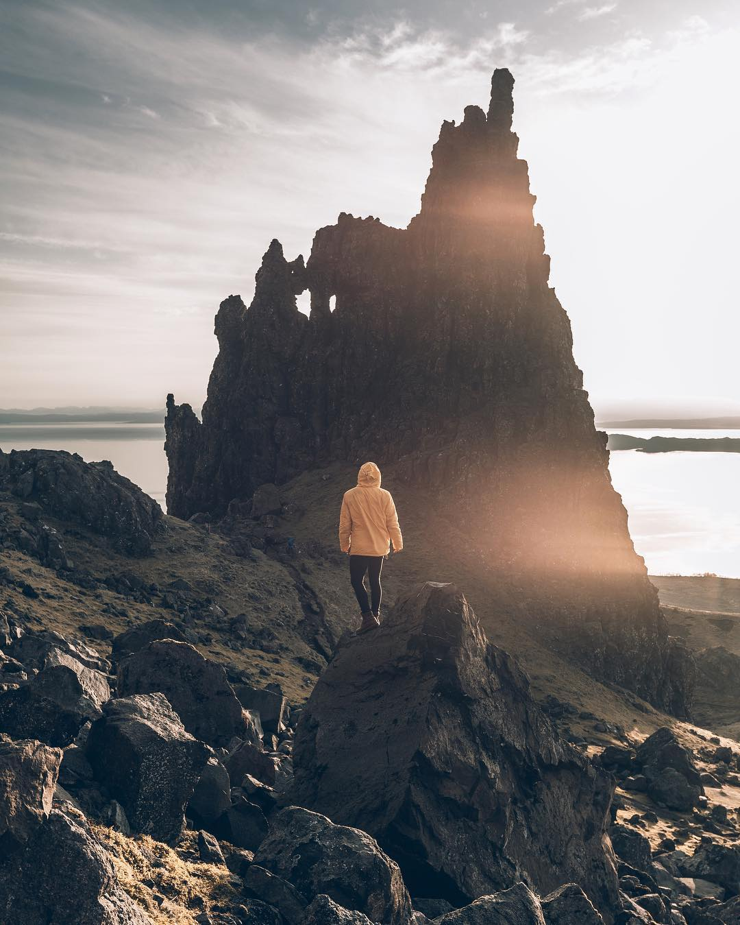 The Storr by @bluemoonthecrew