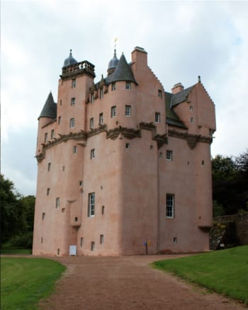 cragievar castle