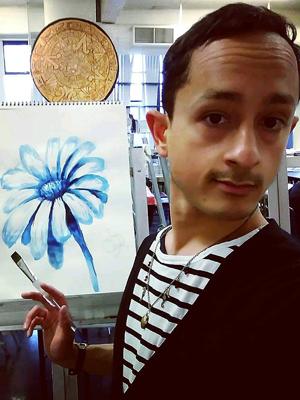 San Francisco artist and art teacher