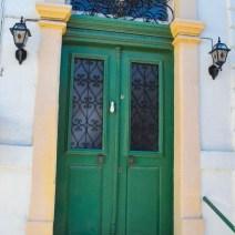 Portal mit Säulen Zypern