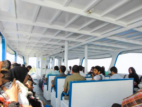Malediven günstig bereisen mit der öffentlichen Fähre