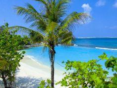 City Strand von Malé