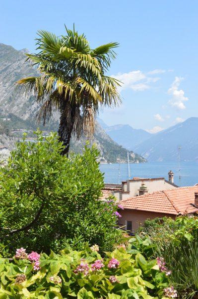 Sommerflair in Limone sul Garda