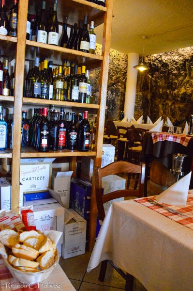 Restaurant in Limone