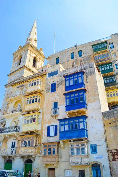 Wohnungen in Valletta