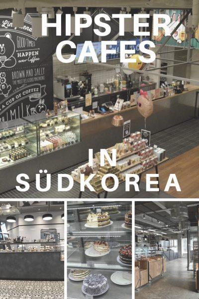 Hipstercaes in Südkorea