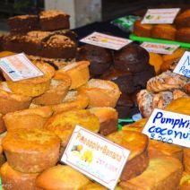 Süßes beim Nachtmarkt Luang Prabang