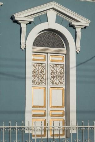 Schöne Tür in Mérida