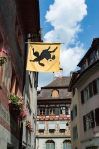 Häuser in Stein am Rhein