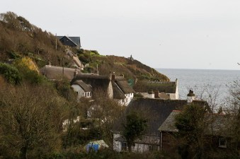 Cadgwith mit Meer