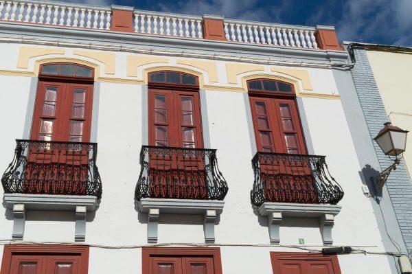 Kolonialarchitektur in San Sebastián