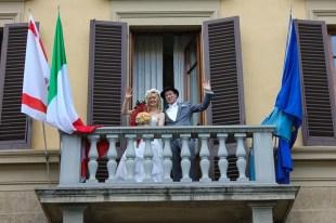 Hochzeit in Italien - beim Standesamt