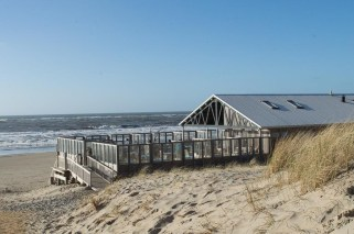 Strandpavillion Texel