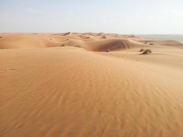 Wahiba Sands im Oman