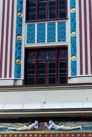 Ainmillerstraße 22 reiche Ornamentik