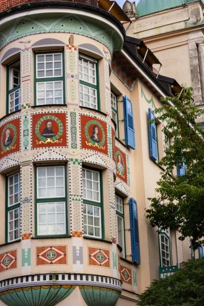 Georgenstraße 10 München