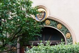 Jugendstil Römerstraße 15 Portal