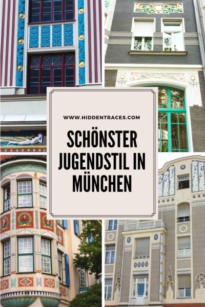 Schönster Jugendstil München