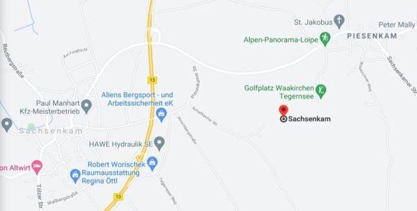 Picknickgelegenheit in Sachsenkam beim Modellflugplatz