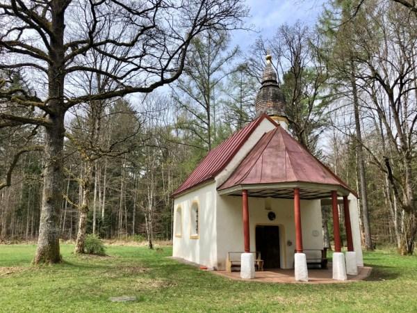 St Anna Kapelle bei Sauerlach