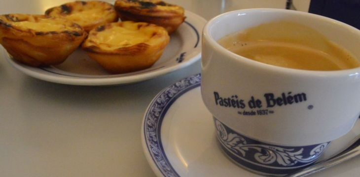 Breakfast in Lisbon or the Secrect of the Belémian Monks