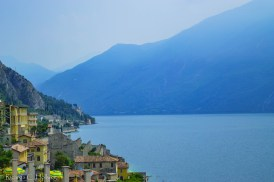 View on Lake Garda