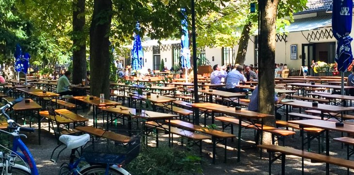 Deeper Munich: Secret Beergardens (Part 2)