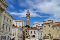 Venetian flair in Piran