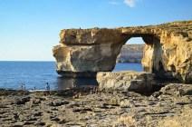 """""""Azure Window"""" on Gozo"""