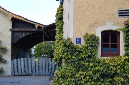 Idyllic house in Altperlach