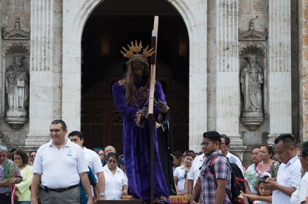 Good Friday in Mérida
