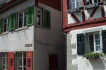Windows in Stein am Rhein