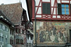 Town hall square Stein am Rhein
