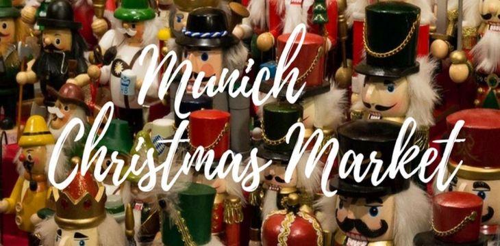 Treasures of Munich Christmas Market