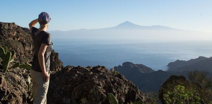 Turismo Rural: Short timeout on La Gomera