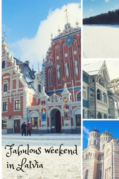 Pinterest Pin English Riga and Jurmala