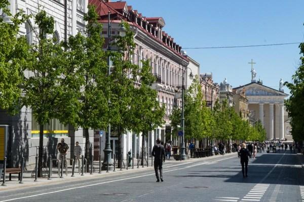 Gedeminas Prospekt Boulevard