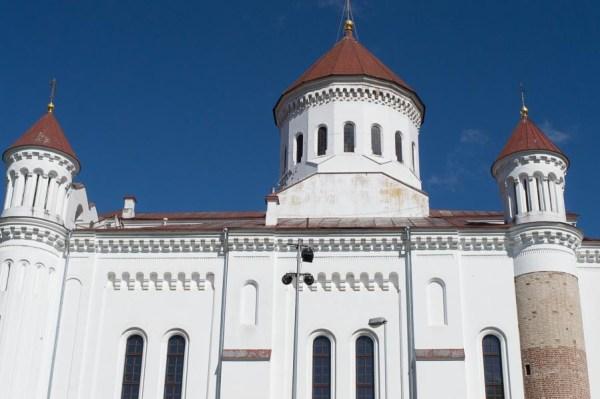 Orthodox church in Vilnius